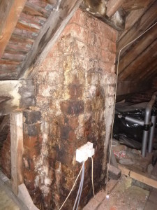 Leaking Flues Turner Baker