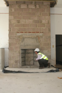 Chimney Design & Consultancy underway