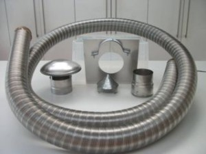 Flexible Stainless Steel Flue Liners