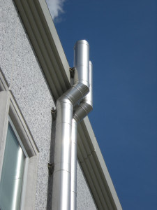 Twin Wall Rigid Stainless Steel Flue Systems