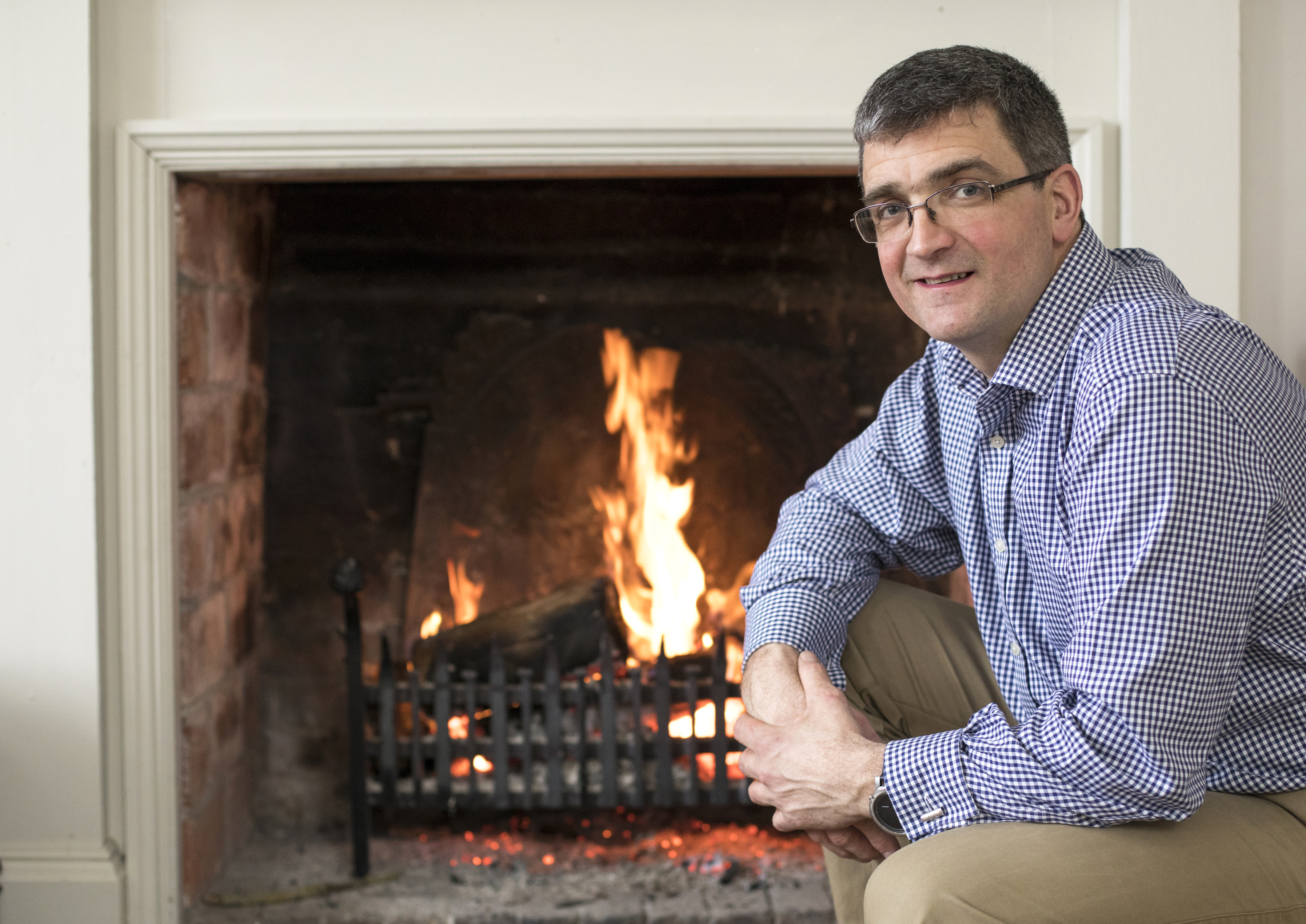 Meet The Chimney Expert Turner Baker